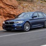 BMW 5 kombi G31 wynajem Gold Cars